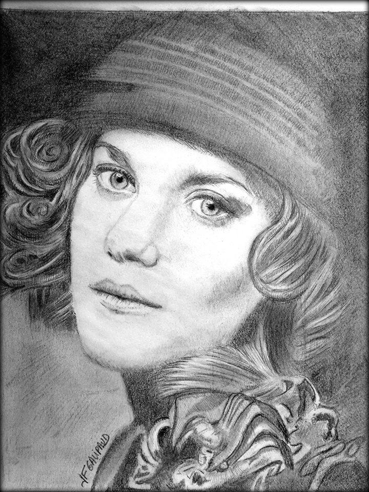 Marion Cotillard by JFG